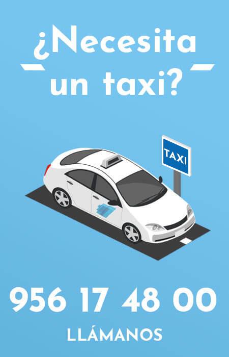 Telefono Taxi La Linea